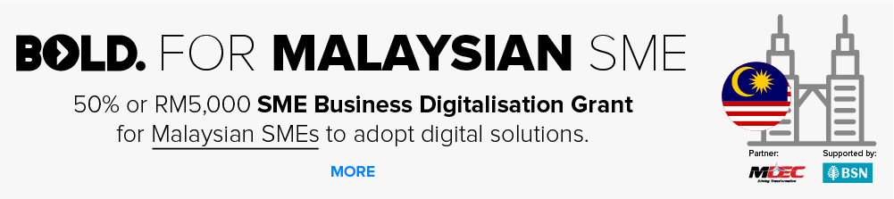 BOLD. embracing the digital economy.