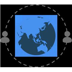 Venture across borders